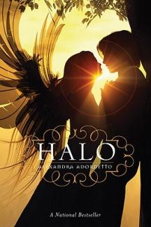 Book Cover of Halo by Alexandra Adornetto
