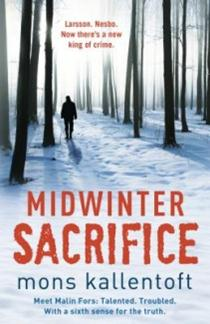 Book Cover of Midwinter Sacrifice by Mons Kallentoft
