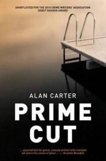 Book Cover of Prime Cut by Alan Carter
