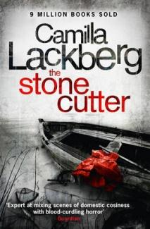 Book cover of The Stone Cutter by Camilla Lackberg
